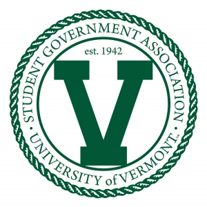 student government seal / logo