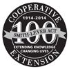 Logo - 100 years of Smith-Lever Act