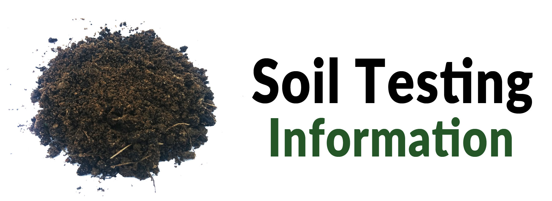 for questions on soil testing