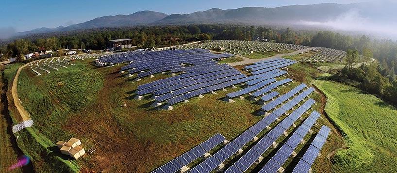 Stafford Solar Hill Farm