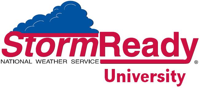 Storm Ready University Logo