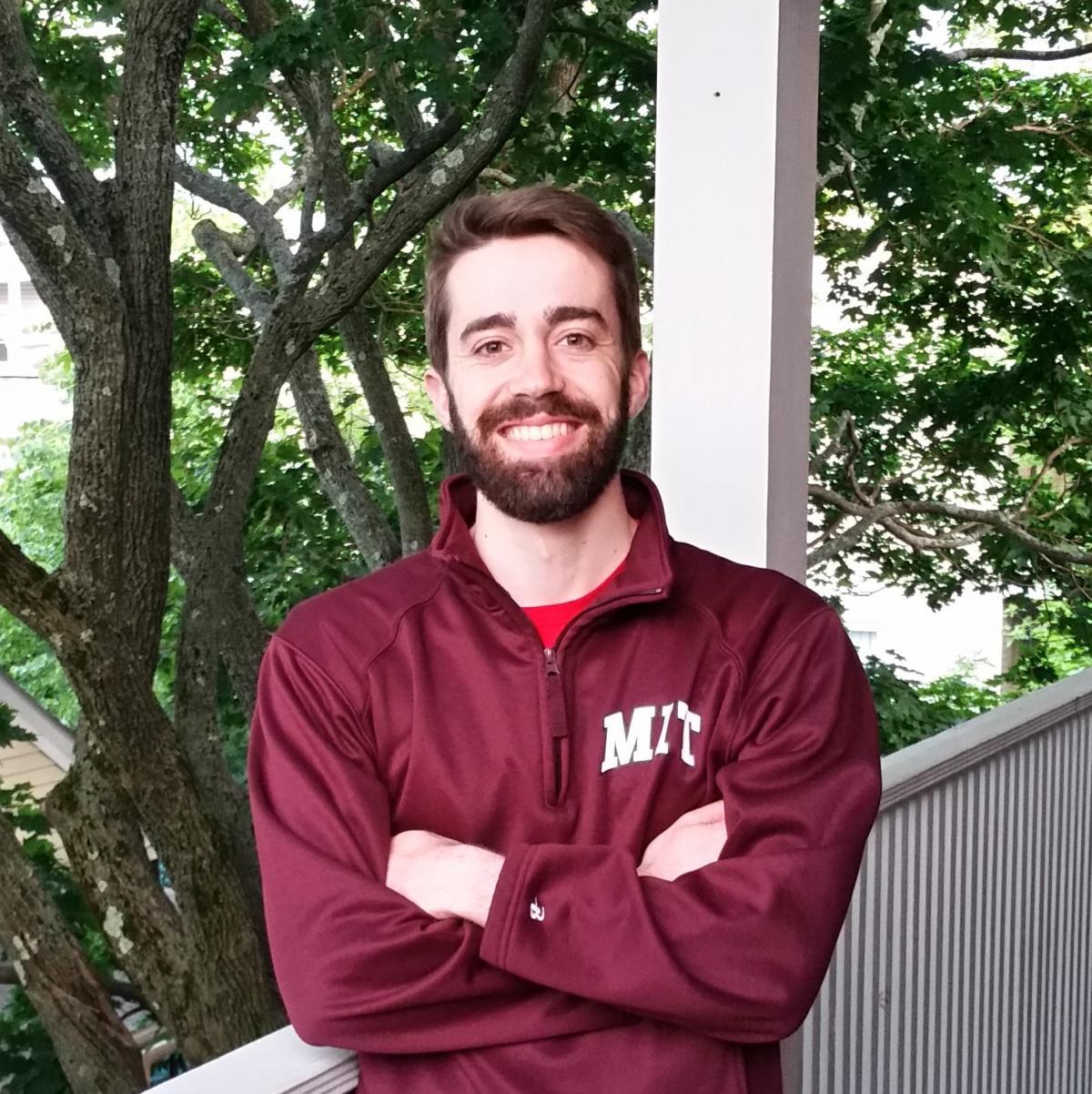 Postdoctoral Fellow Christian Gaetz, Harvard University