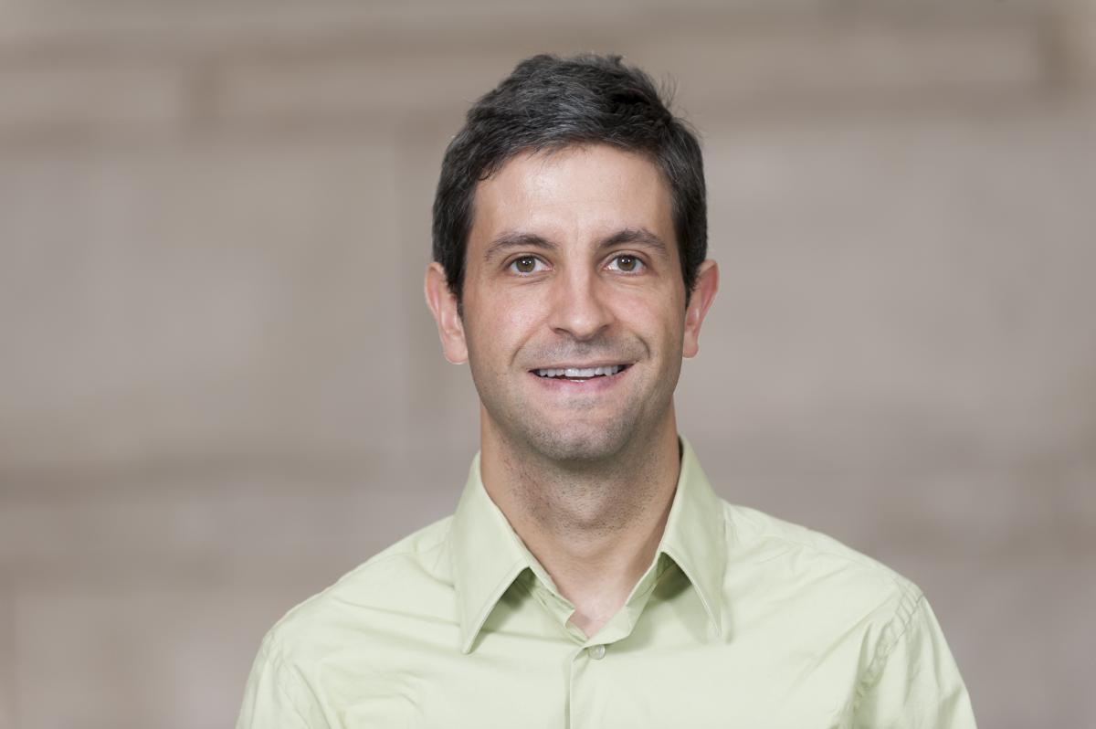 Professor Sergi Elizalde, Dartmouth College