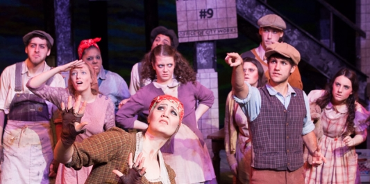 UVM Theatre presents Urinetown