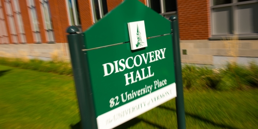Discovery Hall STEM Complex University of Vermont