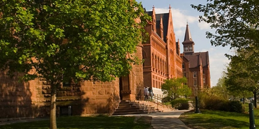 campus -university row
