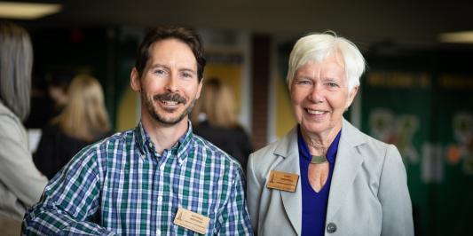 University of Vermont Event Services team members