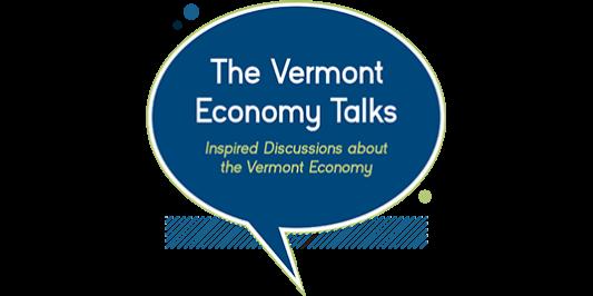 Vermont Economy Talks logo