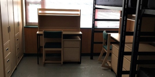 Patterson Hall triple room