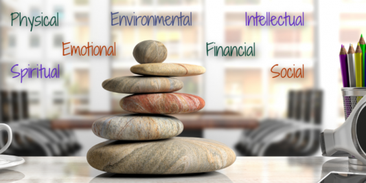 Dimensions of Wellness image