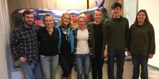 The Greenwood Lab Group Photo