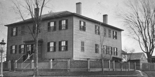 Johnson House, built in 1806