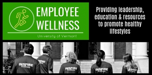 Employee Wellness Collage & Mission Statement.