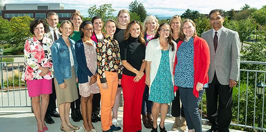 2021 award recipients group photo