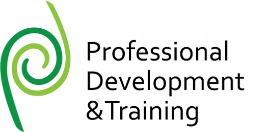 Professional Development & Training Logo