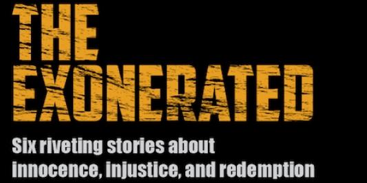 UVM Theatre presents The Exonerated