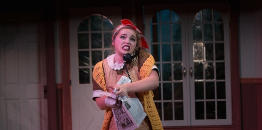 Noises Off - Spring 2016