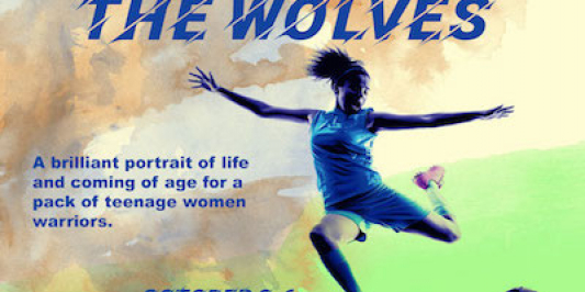 UVM Theatre and Dance presents The Wolves Fall 2019