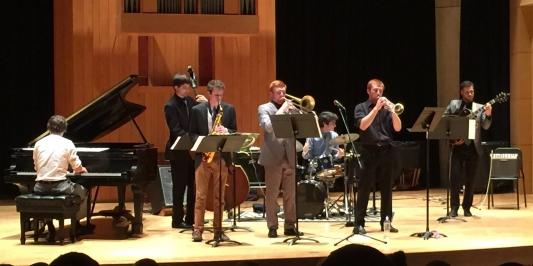 Matt Avery senior recital