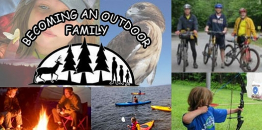Becoming an Outdoor Family