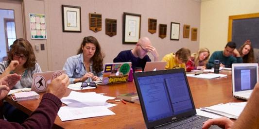 Uvm Libraries Study Room