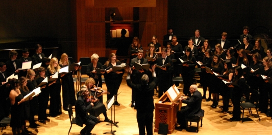 UVM Catamount Singers & Concert Choir