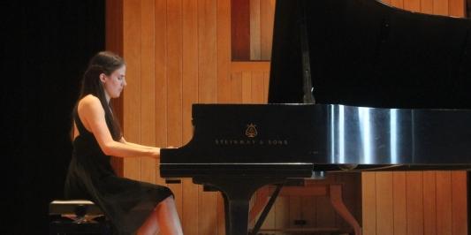 Natalie Slack UVM senior recital