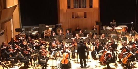 University of Vermont Symphony Orchestra