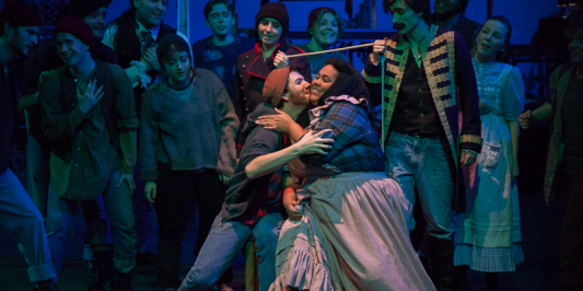 Peter and the Starcatcher Spring 2018