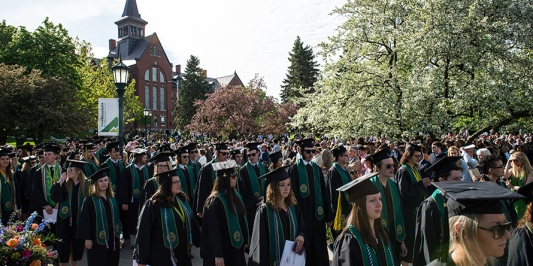 2019 Commencement Schedule | Commencement | The University