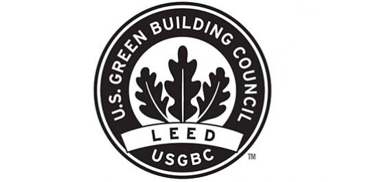 U.S. Green Building Council Leed seal