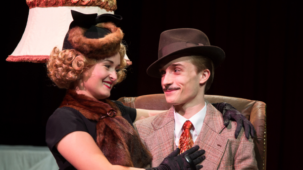 The 39 Steps Fall 2015