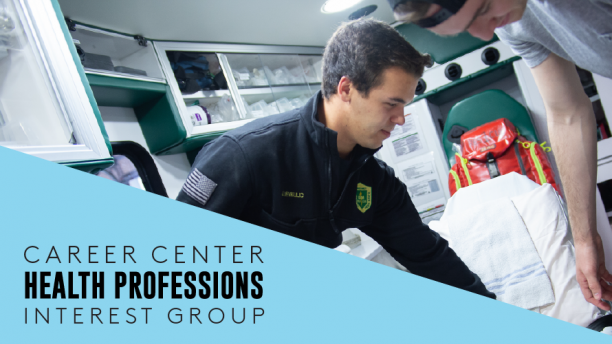 Career Center Health Professions Interest Group