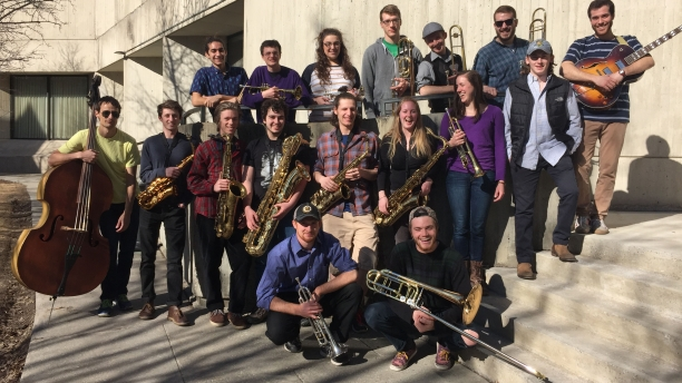 UVM Jazz Ensemble