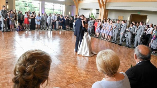 Wedding Reception at UVM Davis Center