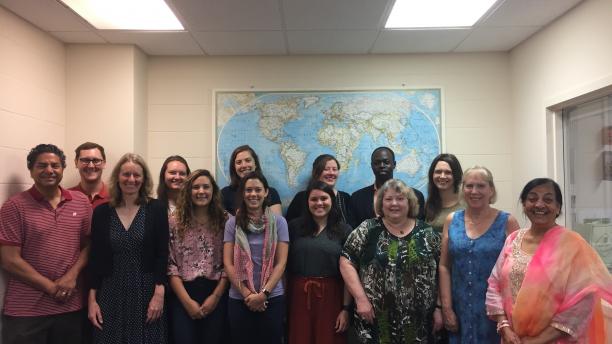 Office of International Education staff photo