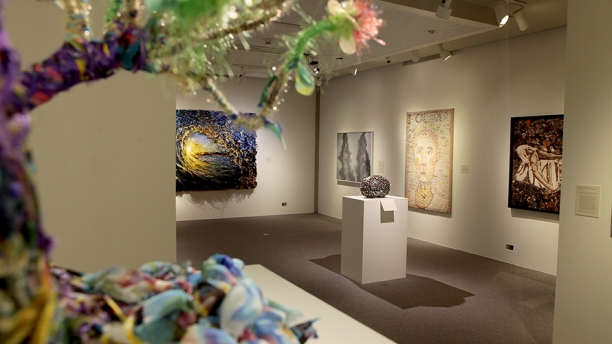 """Image from the """"High Trash"""" Exhibition"""