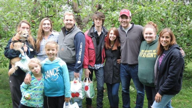 Apple picking with Catamount Recovery