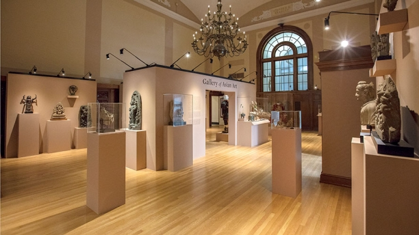 The Gallery of Asian Art