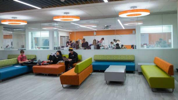 Discovery commons area