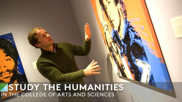 Studing the Humanities - Fleming museum field trip