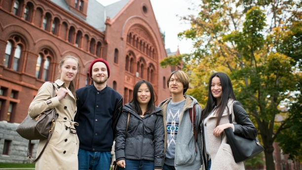 International Students @ UVM