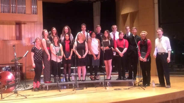 UVM Jazz Vocal Ensemble