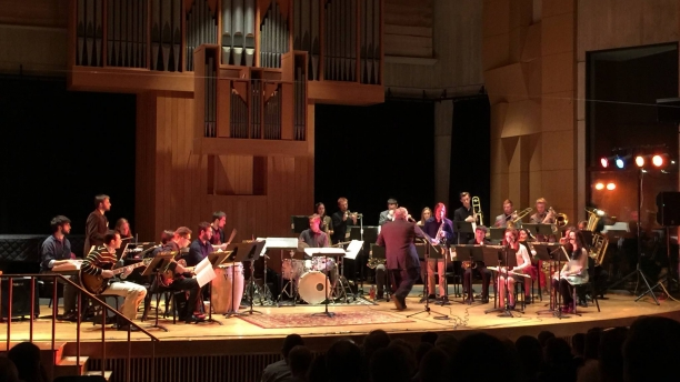 UVM Latin Jazz