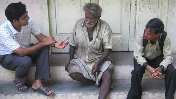Srini Venugopal in India