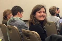 Sarah Bellavance, Linguistics student