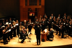 UVM Catamount Singers & Concert Choir
