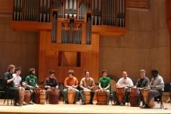 Sowah Mensah percussion
