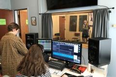 UVM recording studio