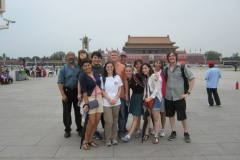 UVM music trip to China, summer 2012